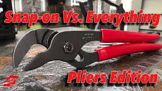 The Best Snap-on Pliers You Will Ever Own!!