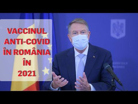 Vaccinul Anti-COVID-19 Va Ajunge în România în Primul Trimestru Din 2021