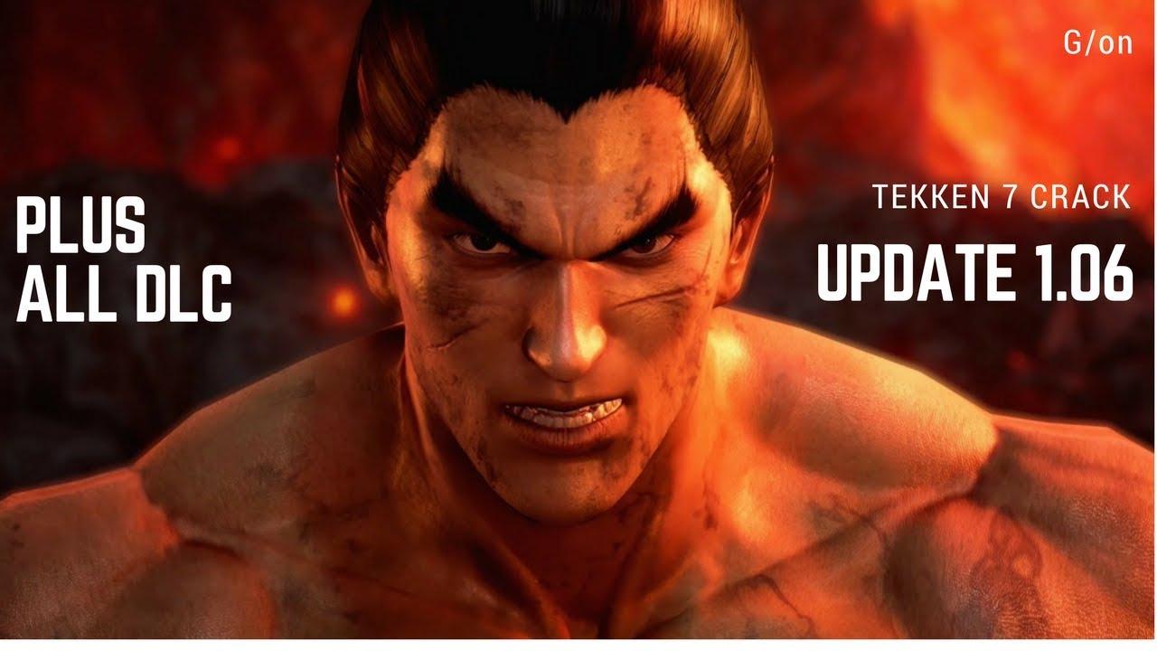 Tekken 7 - Update v1 06 Download PC Crack + ALL DLC