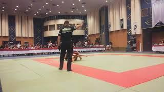 Murat Çepel Atomico grappling 65kg
