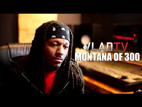Montana of 300 Explains Why He's Collaborating with Slim Jesus