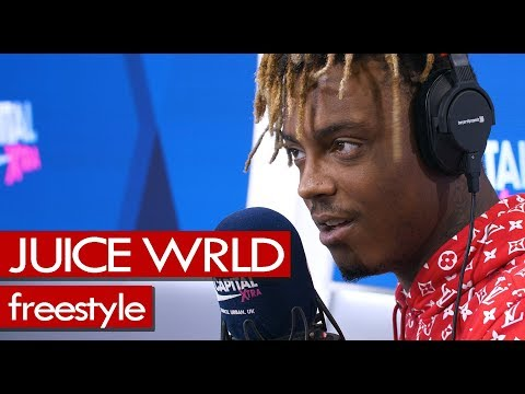 Juice WRLD freestyle NEW! Hour of fire over Eminem beats! We