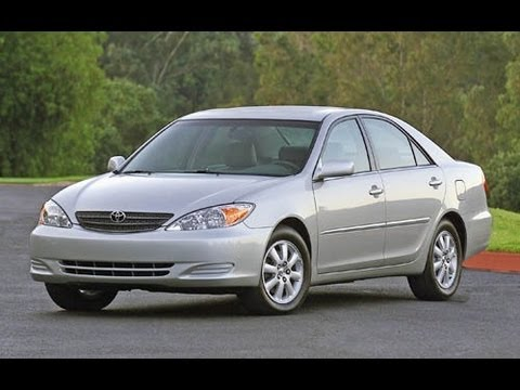 2002 toyota camry start up and review 3 0 l v6 youtube. Black Bedroom Furniture Sets. Home Design Ideas