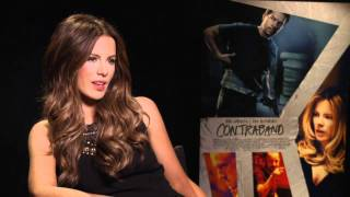 Contraband: Kate Beckinsale Interview