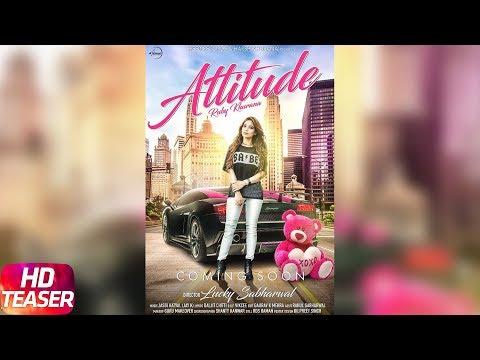 Teaser   Attitude   Ruby Khurana   Releasing Soon   Speed Records