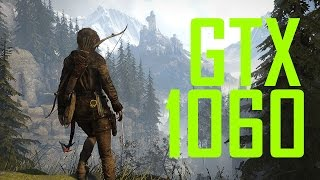 Rise of the Tomb Raider Ultra Settings Gameplay GTX 1060 1080p SMAA Maxed Out FPS TEST