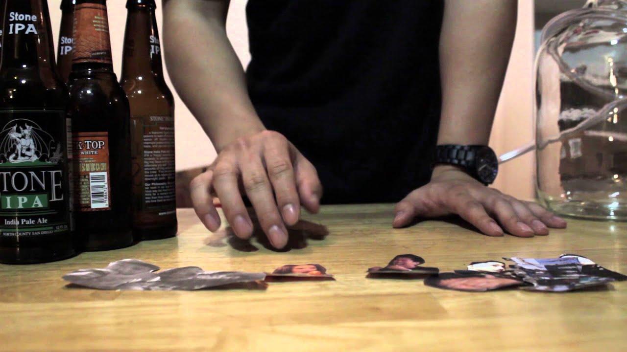 DIY Beer Label Maker