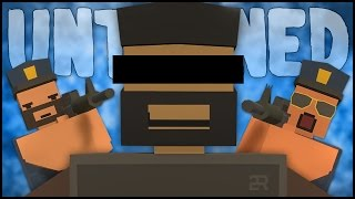 BIGGEST CRIMINAL OF THEM ALL? (Unturned Cops)