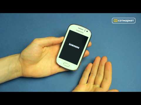 Видео обзор Samsung S6810 Galaxy Fame от Сотмаркета
