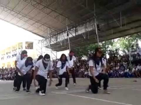 S - Crew at Prenza National High School