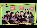 OPEN MOUTH CHALLENGE WITH CLAIRINE CLAY CHRISTABEL | SAMSOLESE ID