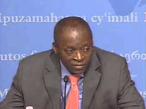 Press Briefing on the Sub Saharan Africa Economic Outlook