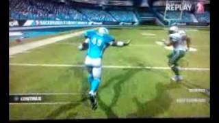 My First TD in Backbreaker(PS3)