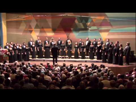 Ko Matsushita: O lux beata Trinitas - University of Louisville Cardinal Singers, Kentucky, USA
