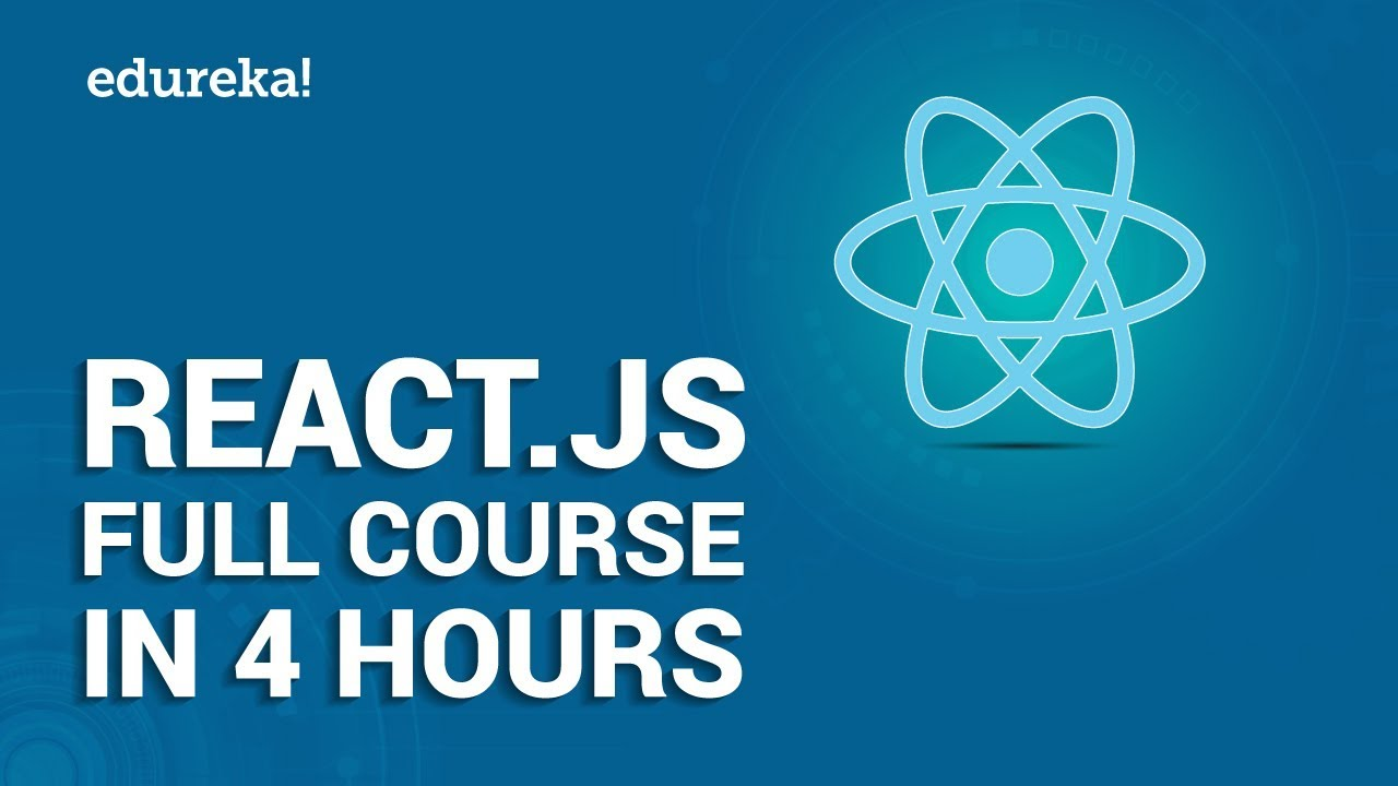 Learn React.js - React.js Full Course for Beginners