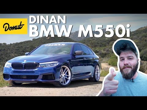 600 hp BMW M550i | The New Car Show