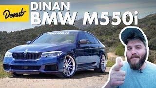 600 hp BMW M550i