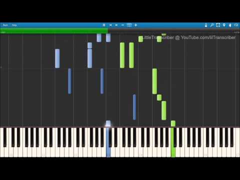 Jessie J - Flashlight (from Pitch Perfect 2) Piano Cover by LittleTranscriber