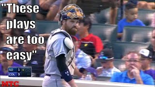 MLB Strike Em' Out Throw Em' Out Double Plays Compilation
