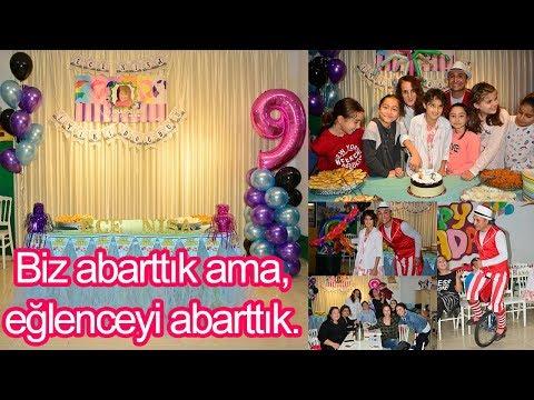 Antalya Çocuk Doğum Günü Partisi...