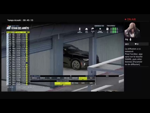 Project cars direct France