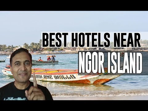 Best Hotel   Accommodation near Ngor Island, Dakar