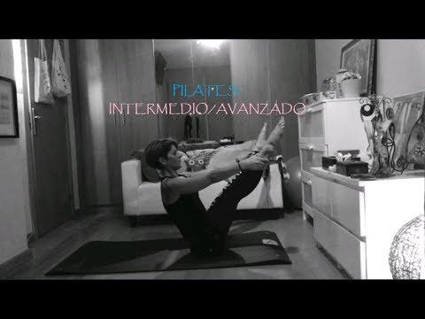 PILATES INTERMEDIO-AVANZADO