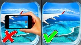 ¿Por qué no puedes usar tu teléfono en un avión?