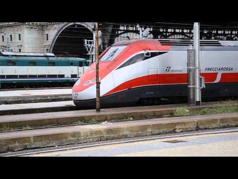 MILANO CENTRALE, Trains, 16 September 2013
