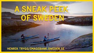 A sneak peek of Sweden