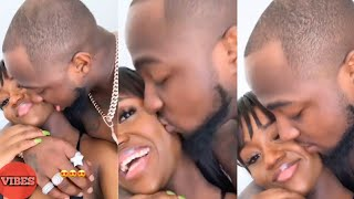 This Will Melt Your Heart Davido Proposes Marriage To Chioma