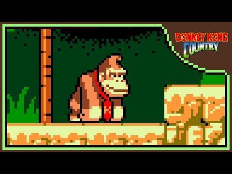 DK Island Swing (8-BIT) - Donkey Kong Country