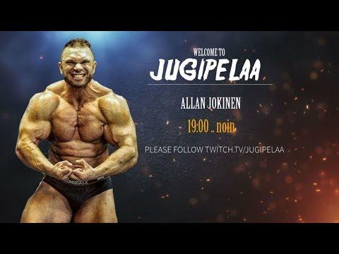 Allan Jokinen haastattelussa