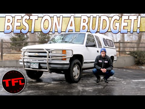 This Cheap 23 Year Old Chevy May Be The BEST Truck I've Ever Driven: Here's Why!