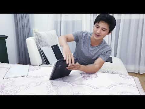 Portege Z20t – chiếc laptop lai máy tính bảng siêu bền có đủ hết cổng kết nối