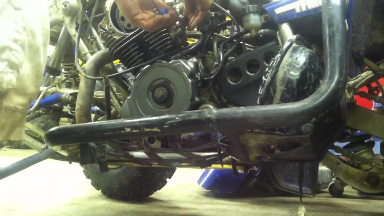 Yamaha Warrior  Flywheel