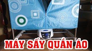 Mua máy sấy quần áo nào tốt - Máy sấy quần áo Panasonic HD-882F