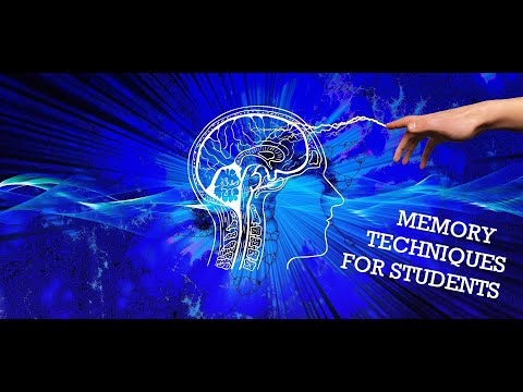 Memory Improvement Techniques for Students