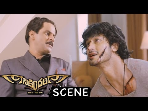 Manoj Bajpayee Trapped Vidyut Jamwal - Emotional Scene - Latest Telugu Movie Scenes