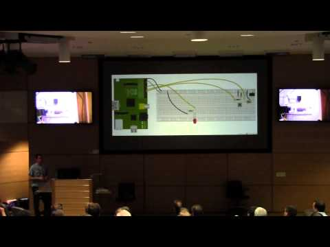 Openwest 2014 - Kevin Sidwar - Unleash the Raspberry Pi through physical computing (90)