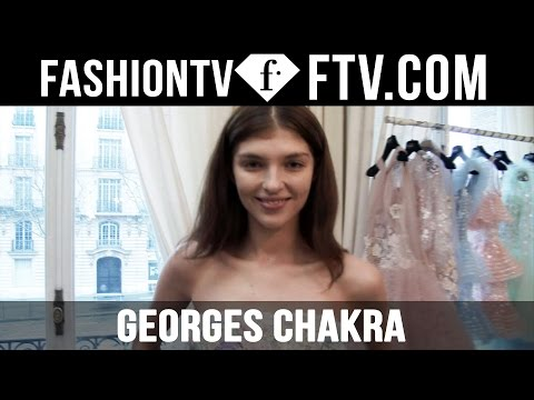Georges Chakra Designers inspiration at Paris Haute Couture Fashion Week S/S 16 | FTV.com
