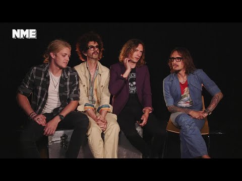 The Darkness talk new album
