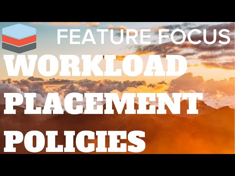 Feature Focus: Workload Placement Policies | Scalr Webinar
