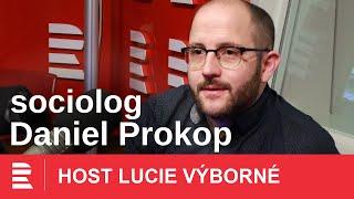 Daniel Prokop: Typický Čech neexistuje, pražská kavárna je obrovsky přeceňovaná