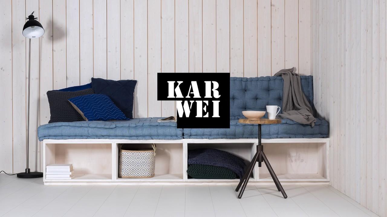 Karwei Mooi Diy Idee Houten Opbergbank