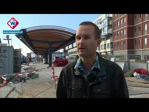 Stationsplein Den Haag HS ondergaat metamorfose