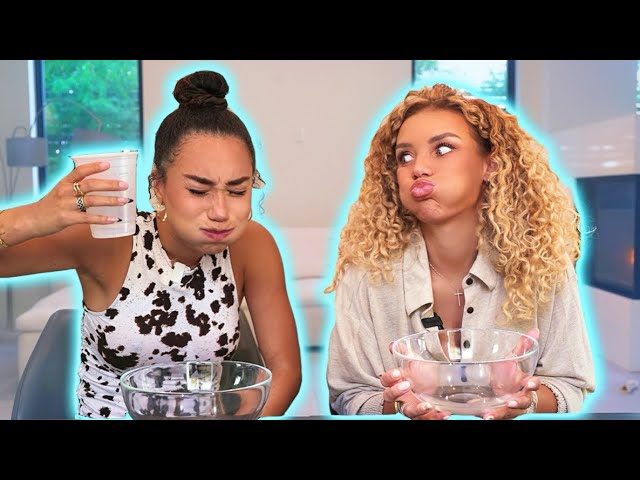 Try Not To Laugh Challenge w/ MyLifeAsEva | Jena Frumes