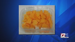 Butternut squash products recalled over listeria concerns