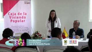 Mirador de Bolonia, un nuevo comienzo para familias del Programa de Reasentamiento
