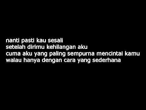 Fredy   Nanti Lyrics